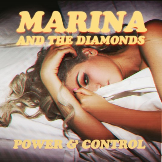 ... sez-CD: NEW SINGLE ARTWORK : marina and the diamonds - power & control