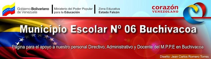 Municipio Escolar Nº06 Buchivacoa