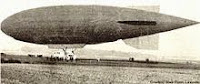 Мягкий дирижабль (Parseval PL25), 1910‑е