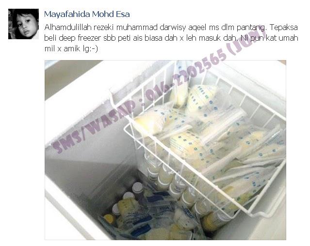 Set Penyusuan 3M, bantu penyusuan susu ibu