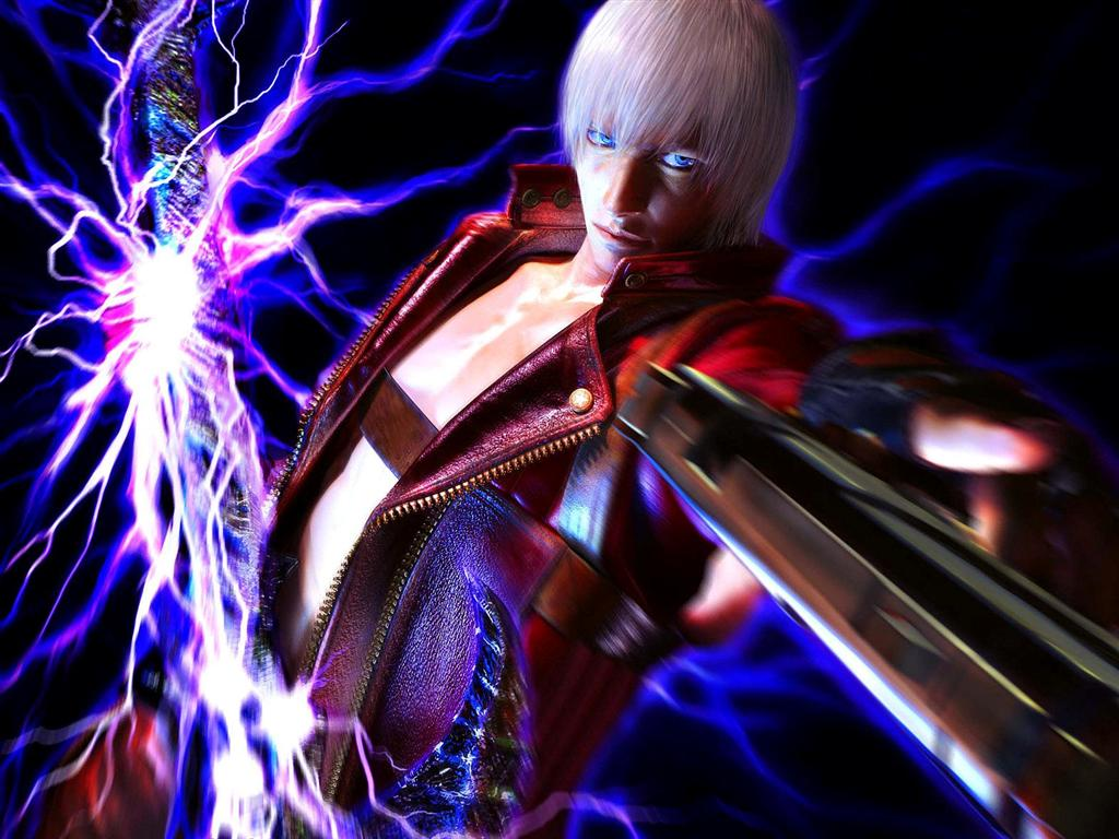 Devil May Cry HD & Widescreen Wallpaper 0.439134506260433