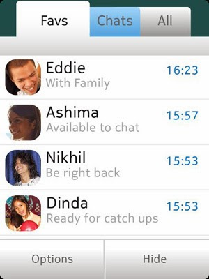 Nokia 501 Users Make Groups and Send Unlimited images/audio/video through WhatsApp