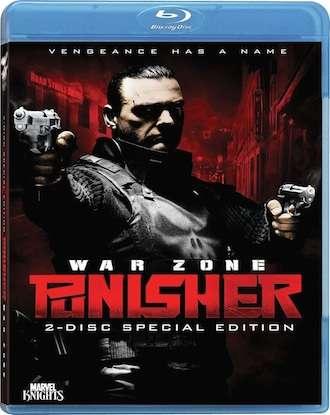 Punisher War Zone 2008 Dual Audio Hindi BluRay Download