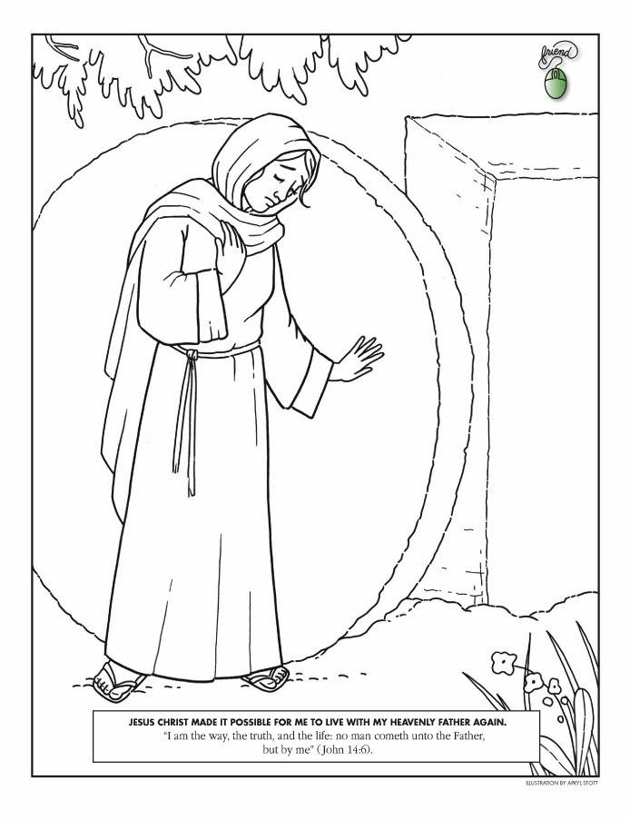 Une Primaire Qui Roule Mars 2014 J 233 Sus Christ Est The Holy Ghost Helps Me Coloring Page