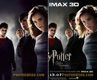 num passe de mágica, até a Hermione colocou silicone