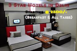 Hotels in Delhi
