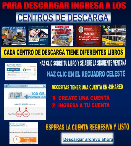 PASOS DE DESCARGA
