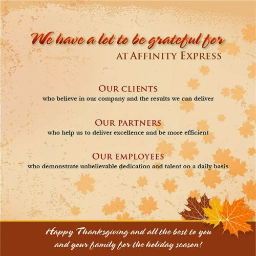 Best Meaning Thanksgiving Wishes Messages