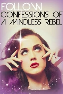 "Follow Confessions Of A Mindless Rebel! Hit The ""Join This Site Button"" Below!"