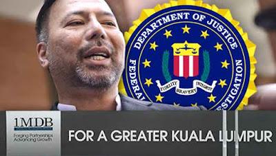 FBI Mulakan Siasatan Terhadap 1MDB