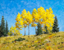 American Art Invitational Landscape Painter Sallie