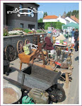 Brocante in de Ardennen