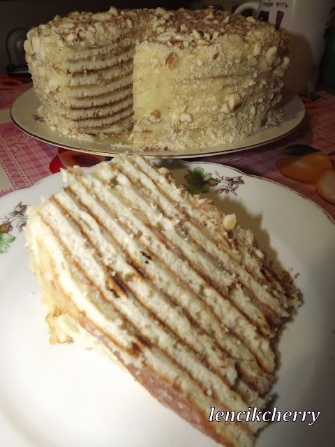 торт сковорода