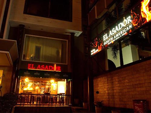 El Asador, Sajikan Daging Panggang Amerika Latin