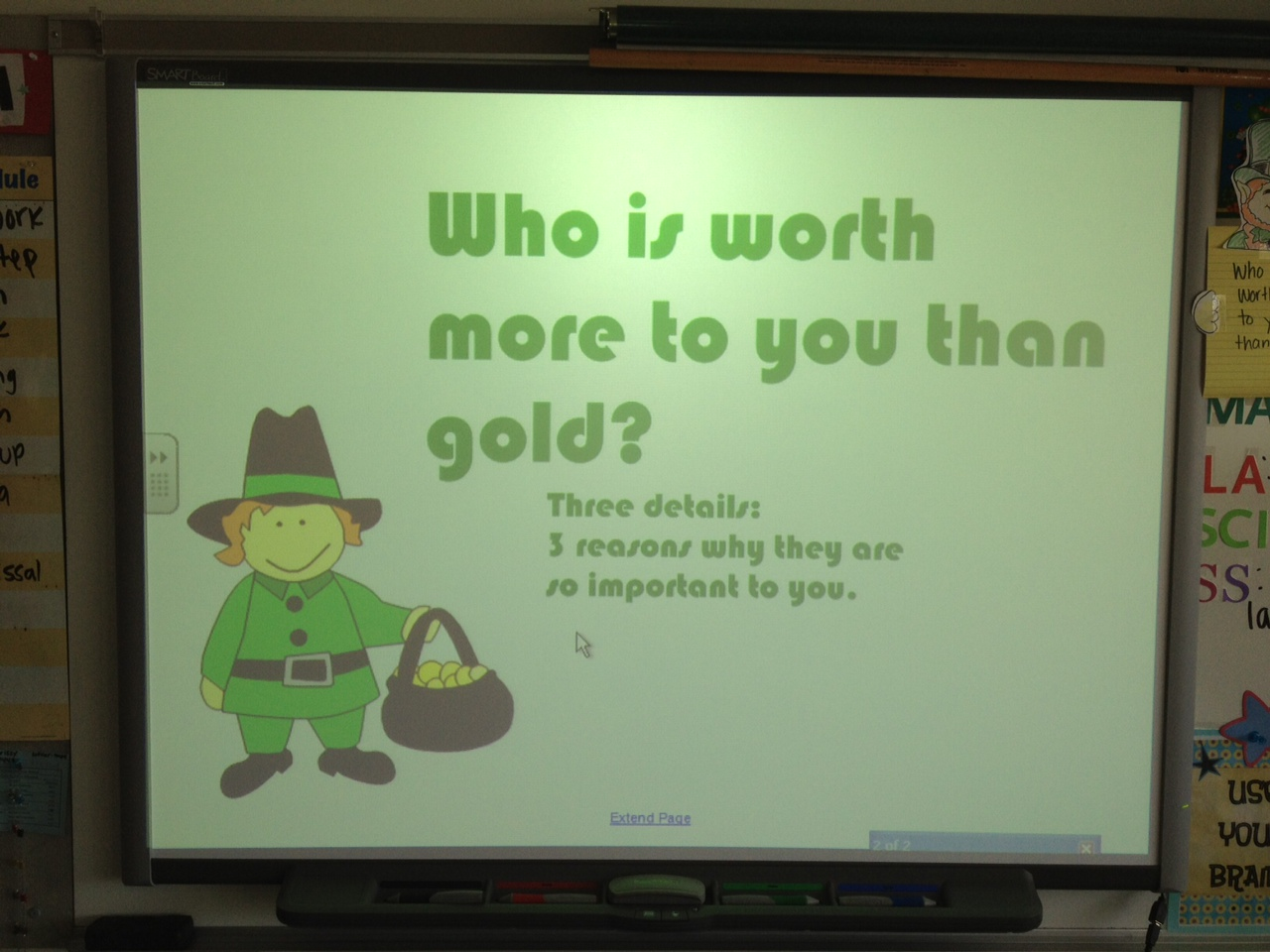 free writing prompts 4th grade