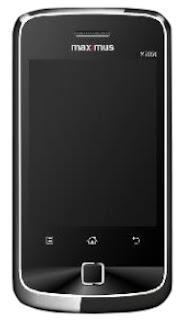 Maximus M705T Dual SIM Mobile