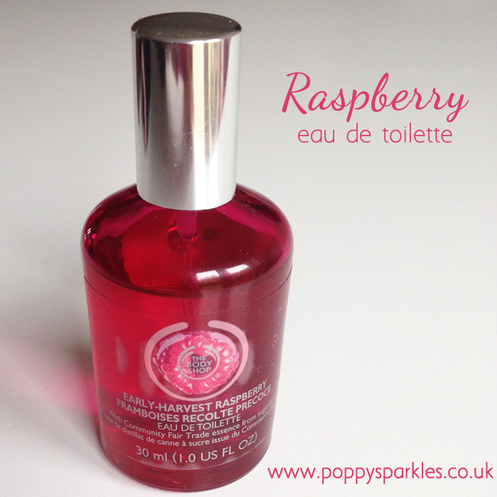 New Raspberry Body Collection by The Body Shop #beauty #bodyshop