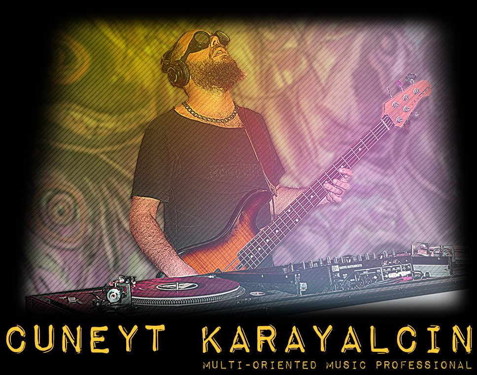 Cuneyt Karayalcin - Multi-Oriented Music Professional