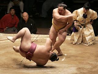 Японцы сумоисты секс