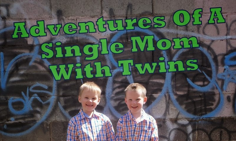Adventures of a Single Mom with Twins