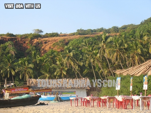Arambol Barch Goa India. Get Hot deal in cheap budget, Travel and tour packege by more then one operator