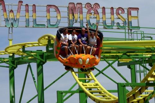 Little Kid Roller Coaster Names