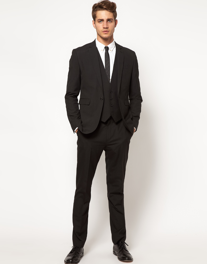 Shop for the perfect black suit for men. Find the latest modern men's designer black suit styles from Calvin Klein, Ralph Lauren & more at Men's Wearhouse.