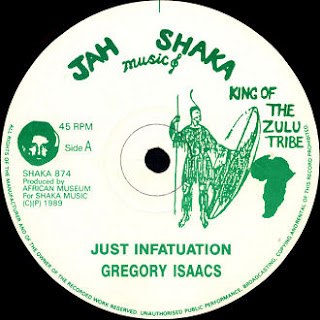 Gregory Isaacs - Just Infatuation