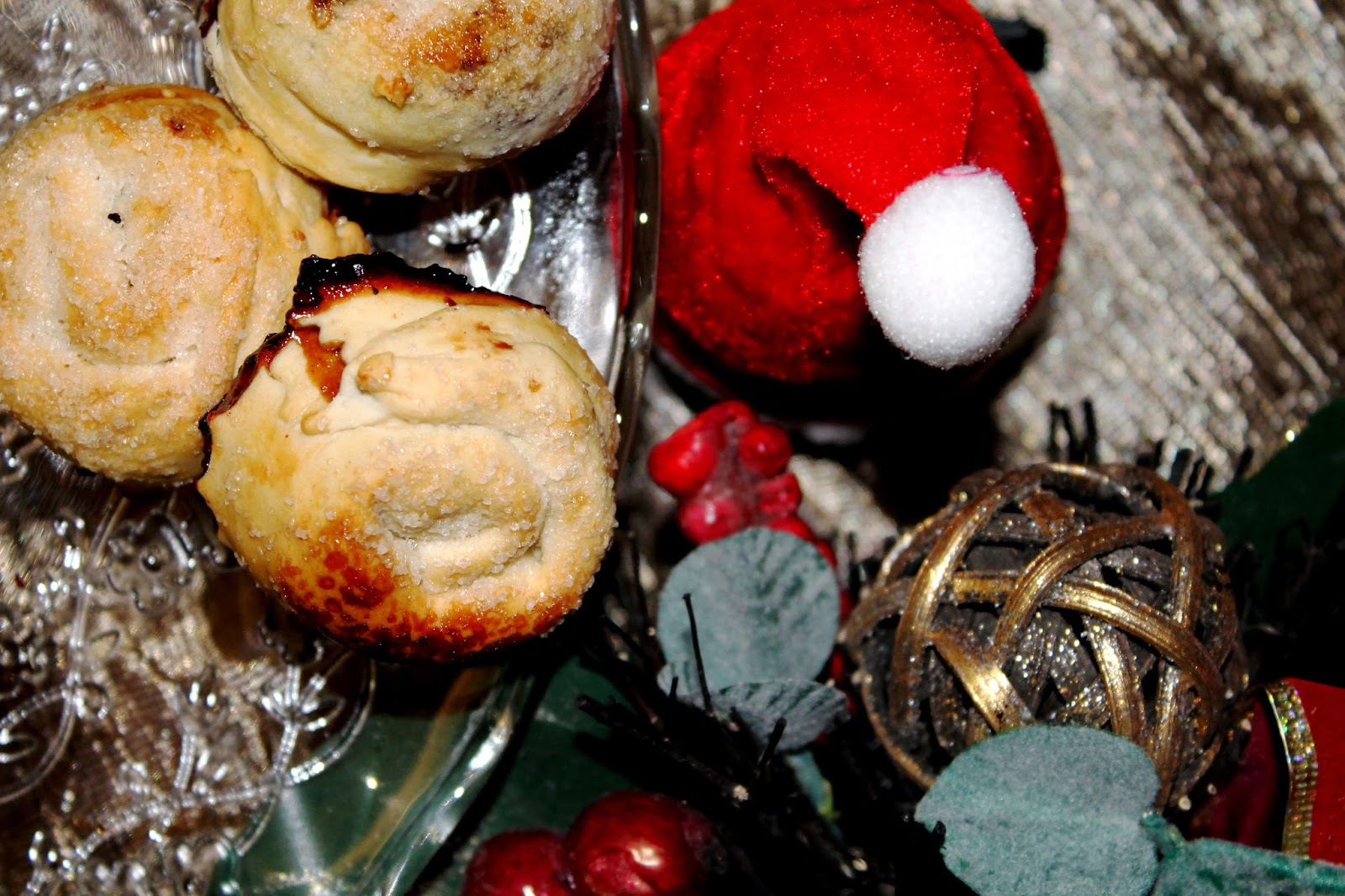 Sfogliatelle natalizie