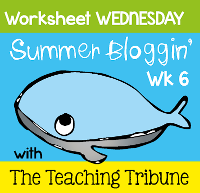 http://www.theteachingtribune.com/2014/07/worksheet-wednesday-6.html