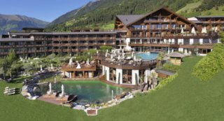 5 Sterne Wellness Resort Andreus in Südtirol