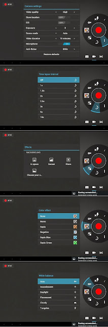 SKK Mobile Phoenix Tab 4 Video Settings