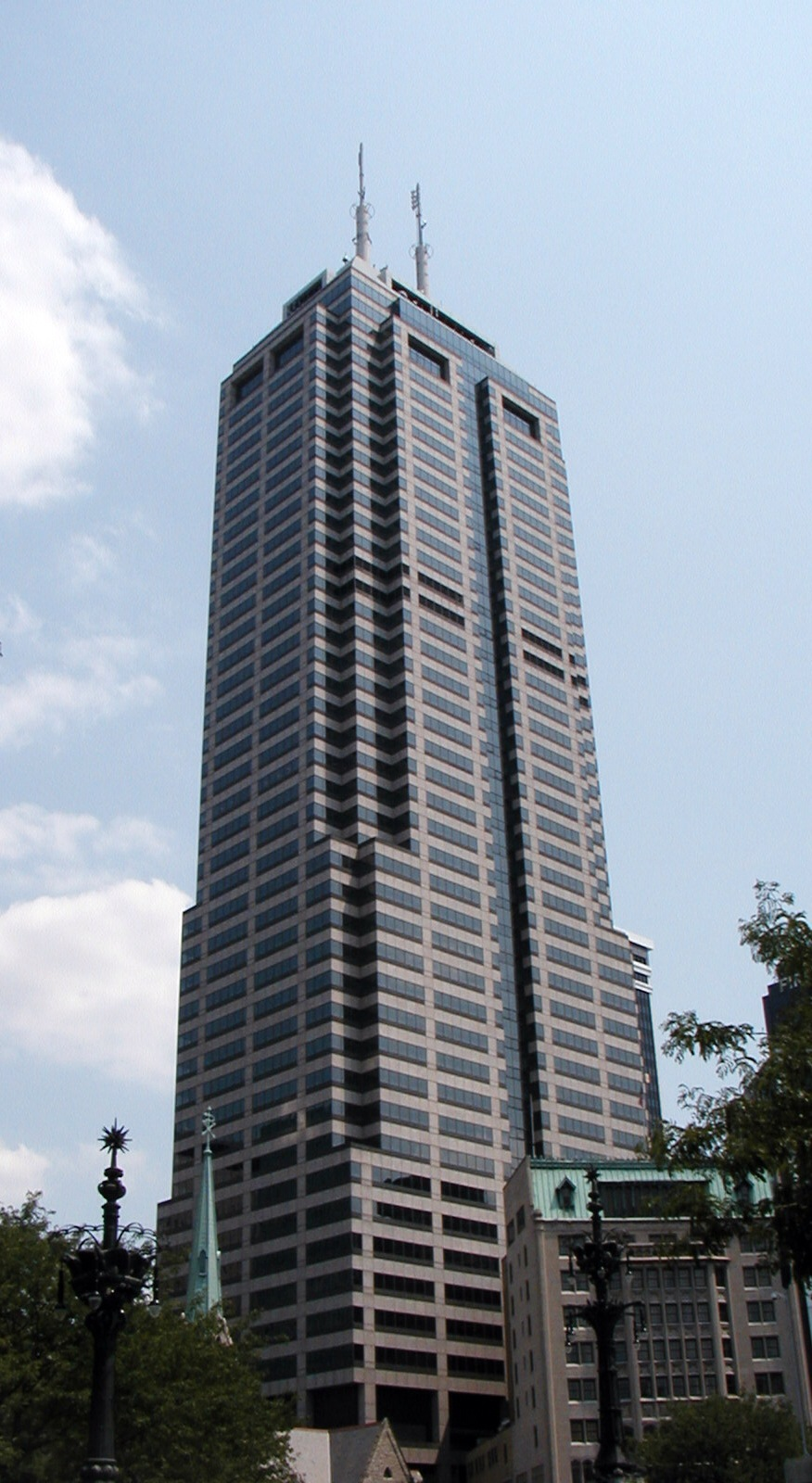 Runstairs: Tallest Building in Indiana