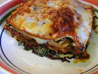 resep membuat lasagna