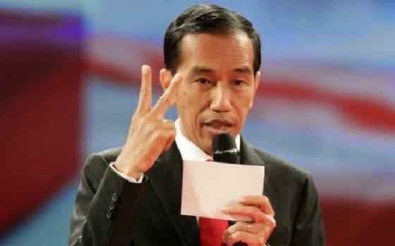Jokowi (Kompas.com)