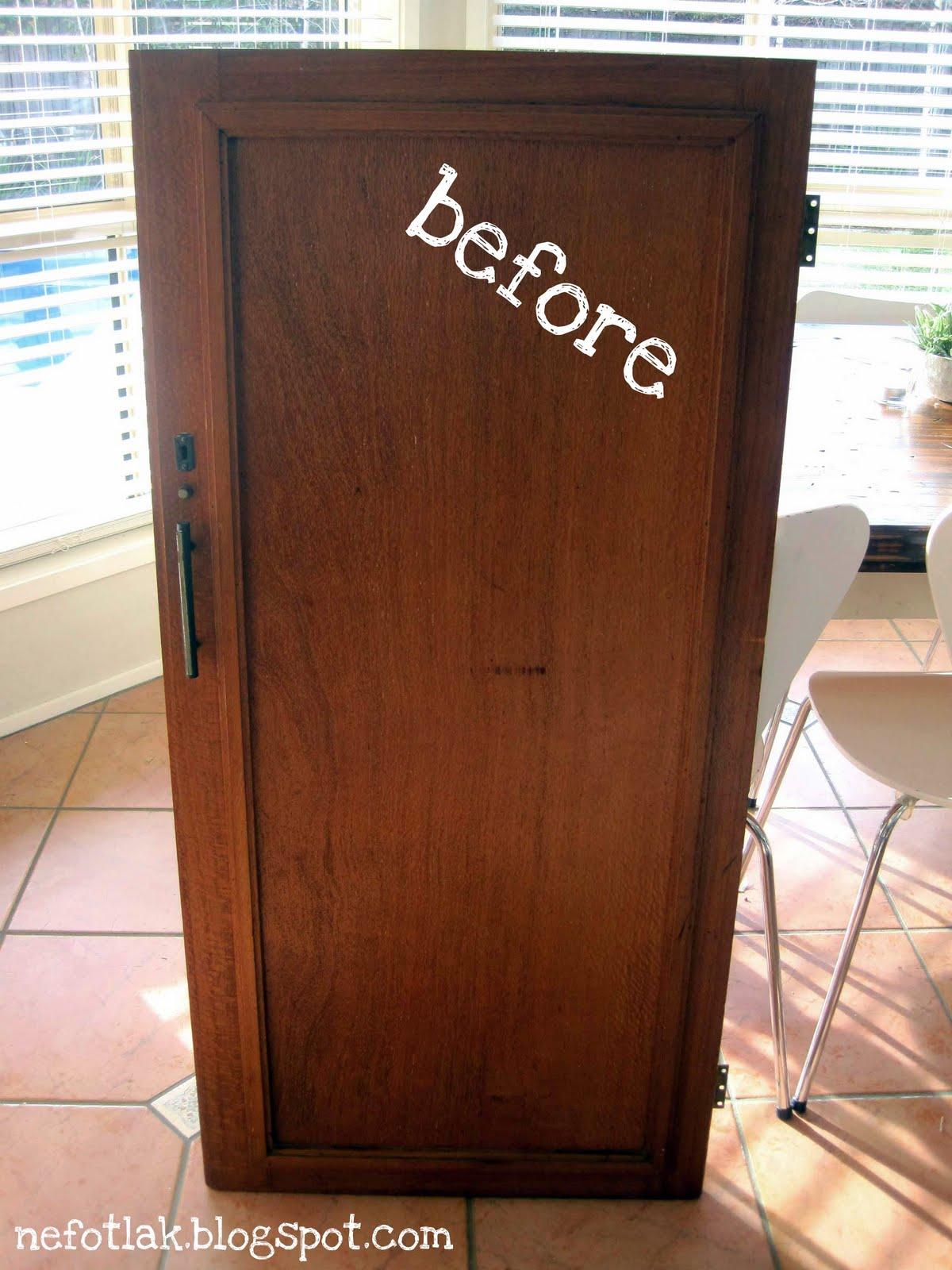Nefotlak Goob 39 S Room Upcycled Door To Mirror