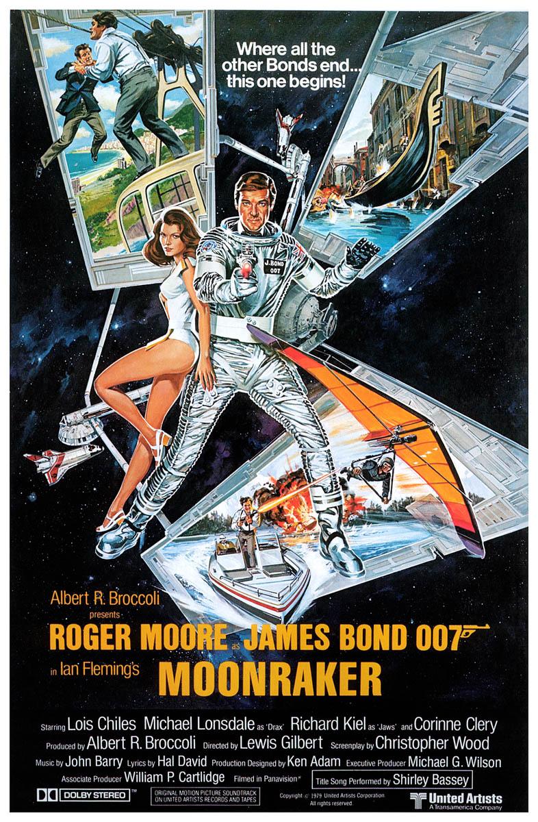 Experience Cinematic: Moonraker (Gilbert 1979)
