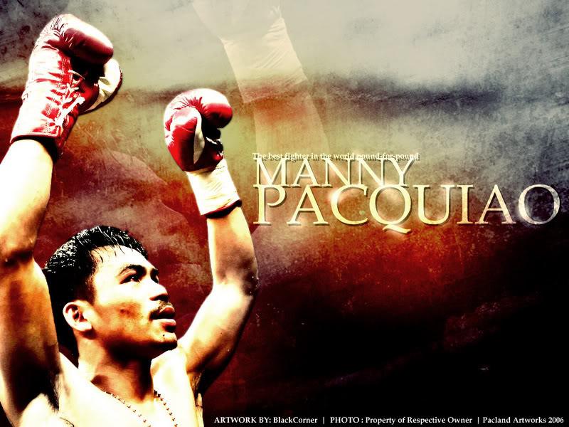 Imagenes de Manny Pacquiao
