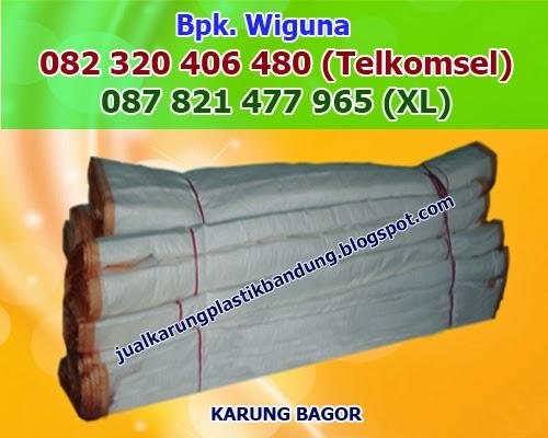 Produsen Karung Plastik Bandung, Supplier Karung Beras, Harga Karung Bagor