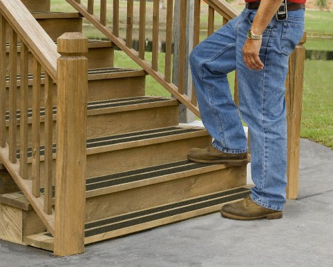 When It Comes To Safety In Your Home Or Workplace, Stairs And Step Areas  Should Never Be Overlooked. Applying Abrasive Anti Slip Tape Is One Of The  Best ...