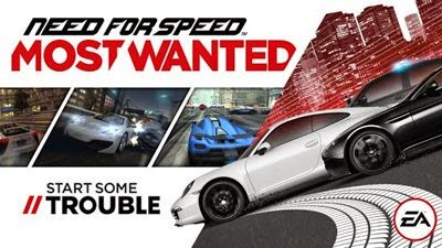 Need for Speed Most Wanted MOD APK 1.3.63