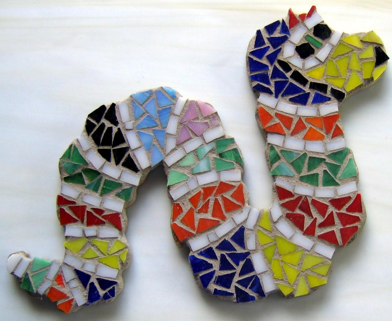 Mosaikkunst Müller: Neue Mosaikvorlagen