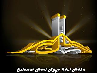 Ucapan Selamat Hari Raya Idul Adha 1434 H