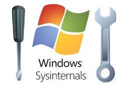برنامج Sysinternals Suite مجموعة صيانة الويندوز