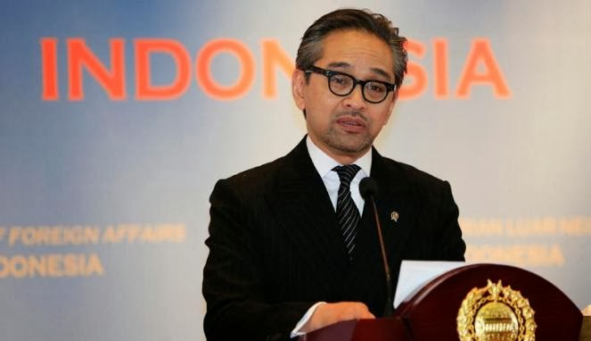 Menlu RI - Indonesia Tidak Akan Pernah Jalin Hubungan dengan Israel