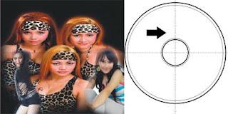 Cara Membuat Cover CD dengan Coreldraw
