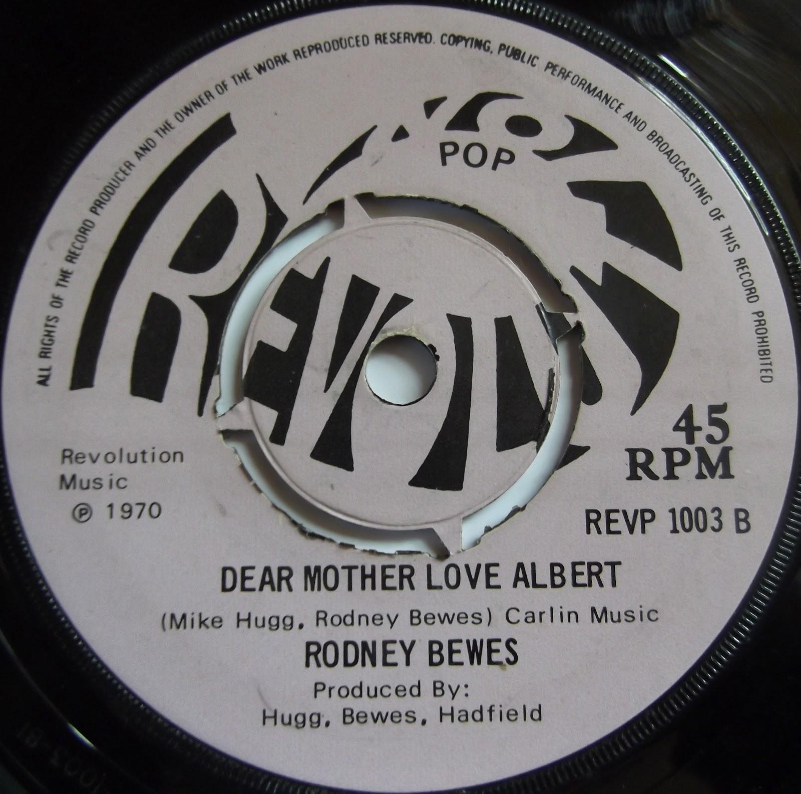 Rodney Bewes - Dear Mother Love Albert