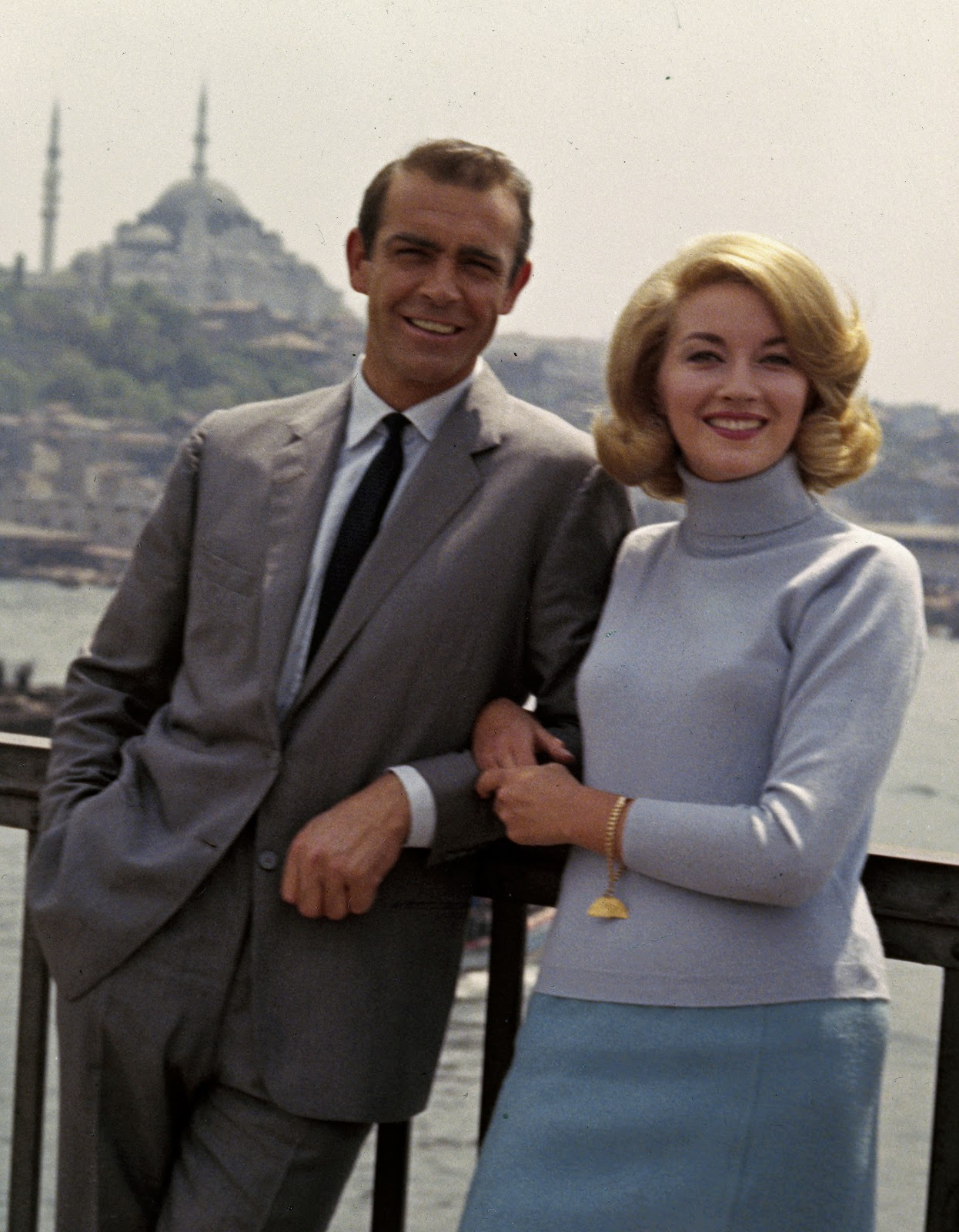 Istanbul Locations Featured In James Bond S Quot From Russia