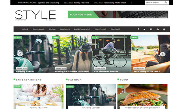 Style-Responsive-Blogger-Template