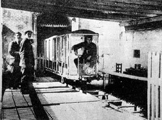 tren electrico barcelona